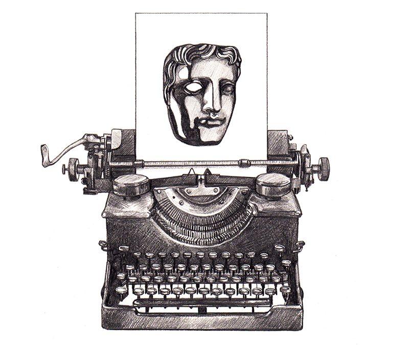 BAFTA Typewriter